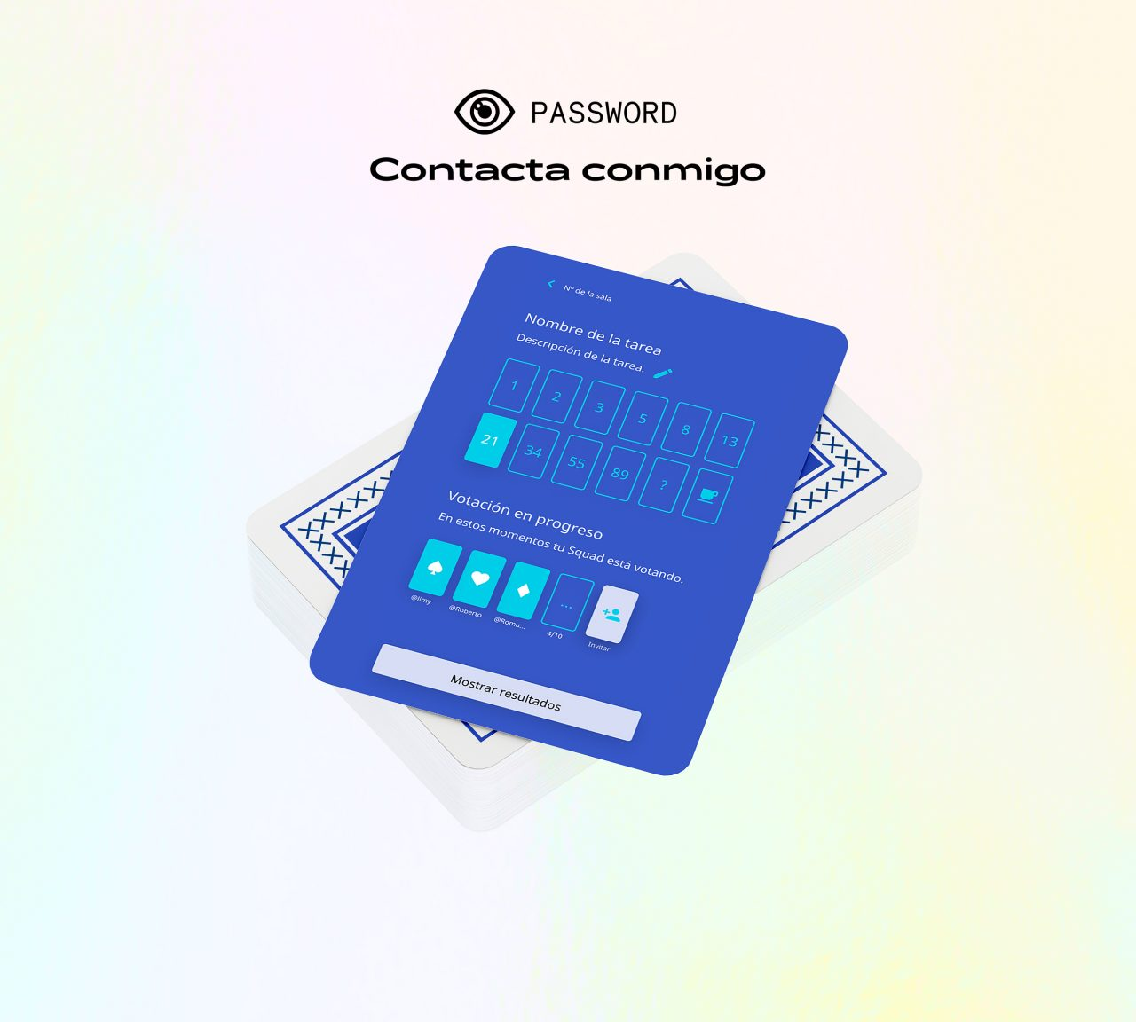 Protegido: Real-Time Planning Poker