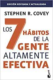 Libro: Los 7 hábitos de la gente altamente efectiva